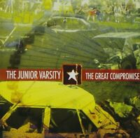 THE JUNIOR VARSITY The Great Compromise 2006 deluxe edition CD + DVD NEW/SEALED