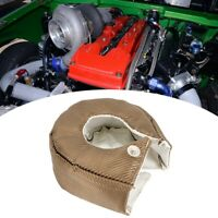 T3/GT35/GT37/GT40/GT42 Titanium Lava Fiber Turbo Blanket Heat Shield Barrier