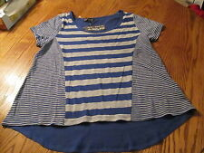 ONE STEP UP  JUNIOR TOP SIZE L, NWT