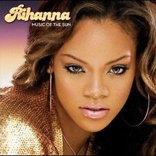 Music of the Sun by Rihanna (CD, Aug-2005, Def Jam (USA))