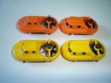 HOVERCRAFTS 1986 RARE MODEL BOATS & SHIPS SET - KINDER SURPRISE TOYS MINIATURES