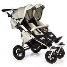 Trends For Kids Twinner Twist Duo Double Stroller In Pebble Brand New!!