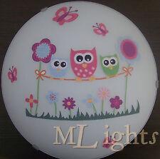 * Deckenlampe * Wandlampe * EULE / OWL 3 * Deckenleuchte * Lampe*