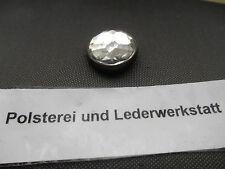 25 Ziernägel/Polsternägel Kristall / Swarowski m. Bronzefassung 16,5  mm Durchm.