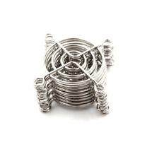 10pcs mini Metal Steel wire 50mm Fan Protector Finger Guard Grill Pop YJ