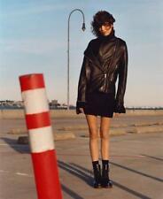 Zara STUDIO Wool LONG SHORT knitted dress miniabito lana abito a Maglia Vestito M L