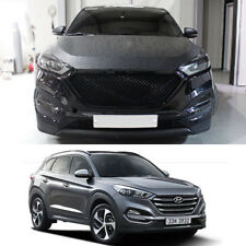 Black Front Radiator Grill For Hyundai All New Tucson TL 2016~2017