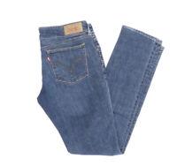 Levi's Levis Jeans W33 L34 blau stonewashed 33/34 Straight -B1600