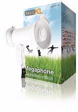 MEGAFONO PORTATILE 15w Pistol Grip Loud Altoparlante sirena portatile megafoni MIC