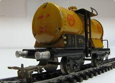 MÄRKLIN 374 Kesselwagen Shell Bremserhaus Epoche II - selten