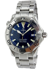 OMEGA Seamaster Professional 300m Mid Size Quartz Date Watch with Box