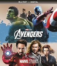 MARVEL'S THE AVENGERS Blu-ray Only Disc Please Read