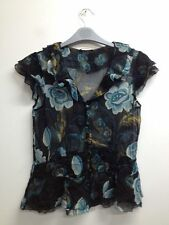 Marks and Spencer Silk Party Floral Tops & Shirts for Women