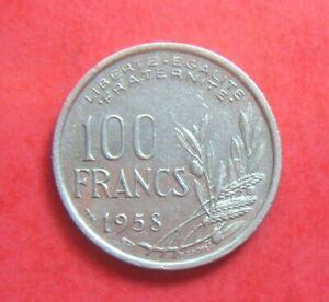 100 Francs Cochet 1958
