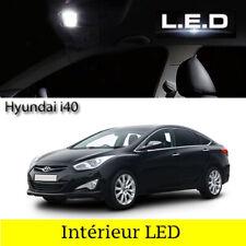 Kit ampoules à LED pour l'éclairage intérieur blanc Hyundai i40