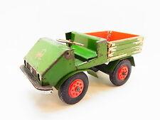 LOT 41027 | Original Steiff Unimog 406 Blechspielzeug 24cm zum Aufarbeiten 60er