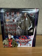 mafex spiderman into the spiderverse Peter B Parker