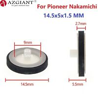 14.5x5x1.5mm Cassette Card Seat Idler for Audio T Wheel for Pioneer Nakamichi