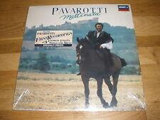 PAVAROTTI mattinata LP Record - sealed