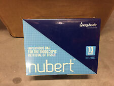 Endoscopic Tissue Retrieval Bag from Synergy Health Nubert 24003