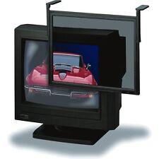 "3M EX10XL Black Framed AntiGlare Monitor Filter for 16""- 19"" CRT or 17""-18"""