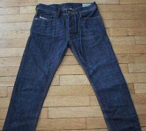 DIESEL Jeans pour Homme  W 27 - L 32 Taille Fr 36 TEPPHAR (Réf # O157)