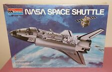 Rare Vintage 1979 NASA Space Shuttle 1:72 Scale Model Kit Monogram 5702 Sealed