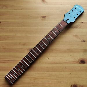 "Used Guitar Neck 2004 Epiphone Les Paul Model Bolt On 24.75"" Scale Black"