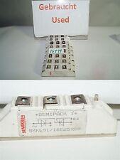 8 X stücke SEMIKRON SKKD100/16 8245 Diodenmodul