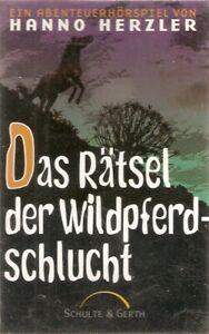 MC Das Rätsel der Wildpferdschlucht - Abenteuerhörspiel von Hanno Herzler