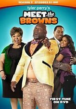 Tyler Perry's Meet The Browns Season 5 R1 DVD