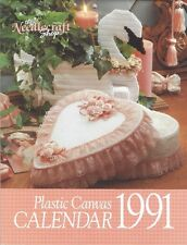 Needlecraft Shop Plastic Canvas Calendar 1991 - 12 patterns