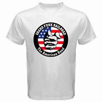 New Grand Funk Railroad American Rock Band Men's White T-Shirt Size S to 3XL