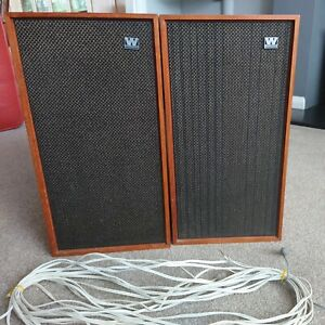Wharfedale speakers Linton 2 - Well Used and Working