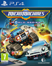 Micro Machines World Series (Guida / Racing) PS4 Playstation 4 IT IMPORT