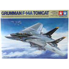 Tamiya Grumman F-14A Tomcat Model Set (Scale 1:48) 61114 NEW