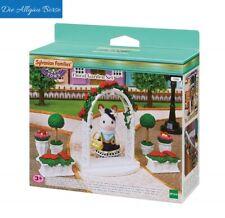 Sylvanian Families 5361 Garten Set m. Torbogen Floral Garden Town Epoch Neu OVP