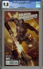 BLACK PANTHER: MAN WITHOUT FEAR #515 - CGC 9.8 - 2039459010