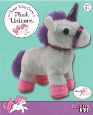 Make Your Own Unicorn Plush Soft Cuddly Craft Toy - Kreative Kids