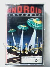 61310 Android Invaders - Dragon 32 (1983)