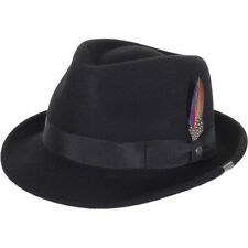 a215120d5a0 Stetson Felt Fedora Hats for Men