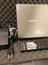 Sony Network Media Player SMP-N200 Digital HD New  H6