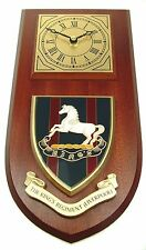 KINGS LIVERPOOL REGIMENT CLASSIC HAND MADE TO ORDER WALL CLOCK