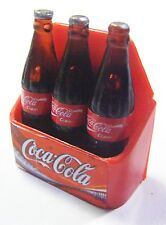 3D Miniature Coke bottles Dollhouse Food Drink Soda Cola fridge magnets