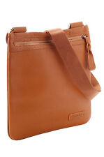 Tan Leather Freddie Handbag