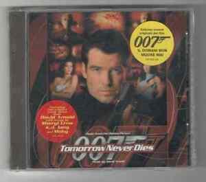 007 TOMORROW NEVER DIES O.S.T. COLONNA SONORA CD NUOVO SIGILLATO