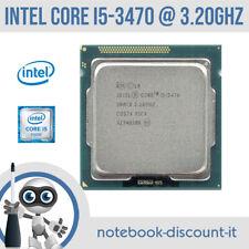 CPU Intel Core i5-3470 @ 3.20Ghz SR0T8 Socket LGA1155 Processore Desktop TESTED