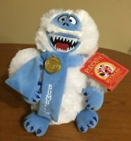 "2014 BUMBLE Abominable Snowman Rudolph 12"" Plush Stuffed 50th Anniversary NWT"