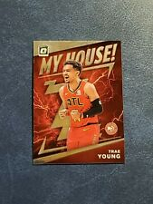 Trae Young 2019-20 Optic My House Insert #18
