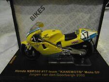 IXO-1:24th Honda NSR500 #17 Kanemoto MotoGP 2002 Jurgen van den Goorbergh